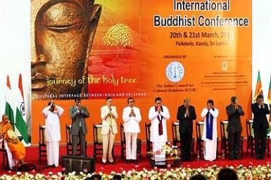 Sri Lanka: Int'l Buddhist Conferences 2012