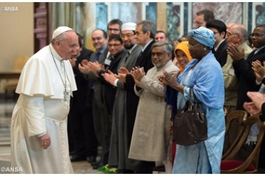Pope Francis: Listening is Essential in Effective Interreligious Dialogue
