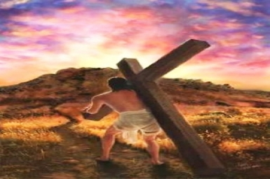 Take up his cross, and follow Me: Gospel by pictures of Sunday XXIV in Ordinary Time (16 Sept 2012)
