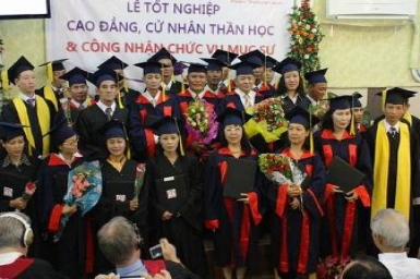 Master's Theological Institute - MTI Vietnam