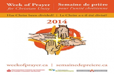 Resources for The Week of Prayer for Christian Unity and throughout the year 2014 (2)