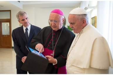 The Pope in your pocket: new 2.0 app launched