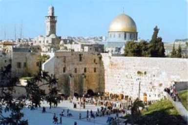 Holy Land prays for peace during Easter