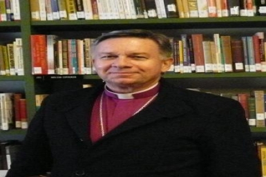 New director of Rome`s Anglican Centre
