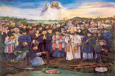 Martyrs of Vietnam