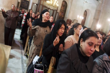 Growing concern over the fate of 20 Egyptian Copts kidnapped in Libya
