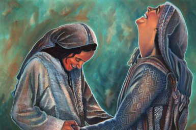 ``Blessed are you who believed``: Weekdays of Advent (Dec 21st, 2015)