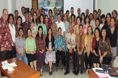 Indonesian churches to contribute spirit of diversity to WCC assembly