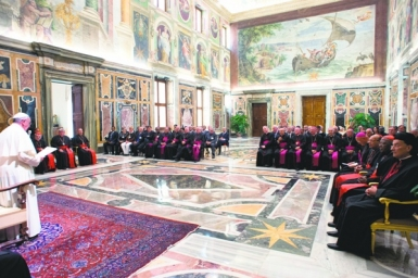 Pope on Interreligious dialogue: Foster respect and friendship
