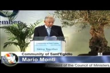 Sarajevo: Religious meeting calls for world peace