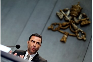 Vatican`s Financial Intelligence Authority signs agreement with USA