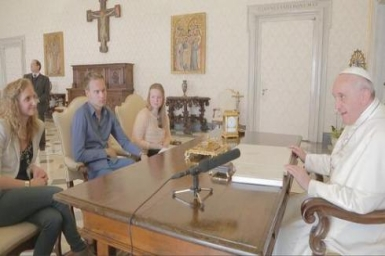 Pope Francis Interview: `Believers and non-believers, we`re all brothers and sisters`