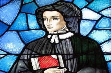 Saint Elizabeth Seton (1774 - 1821)