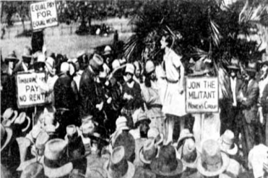 A History of International Women`s Day