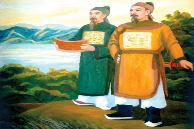 Proclamation of Victory (Binh Ngo Dai Cao)