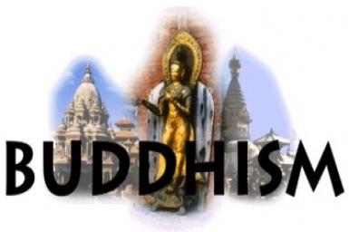 Buddhists around the world