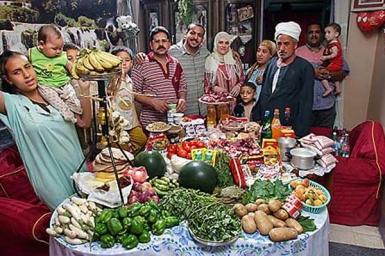 Understanding Egyptian manners