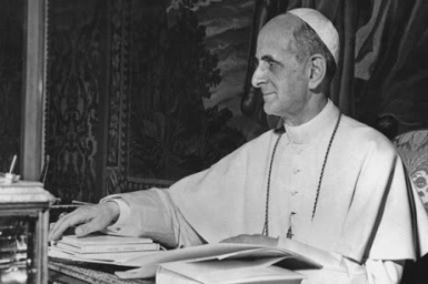 Pope Paul VI: of miracle and relics