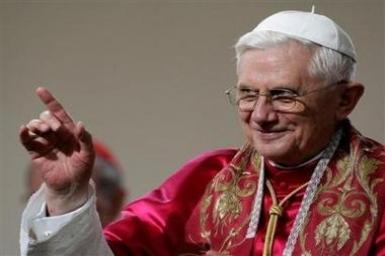 Short Biography of the Pope Benedict XVI