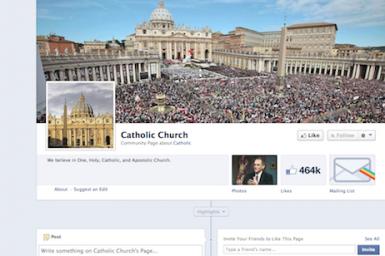 "What does ""Facebook Zero"" mean for Catholic communicators?"