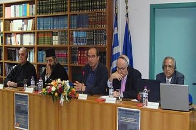 Panel at Volos Academy discusses Christian presence in Middle East
