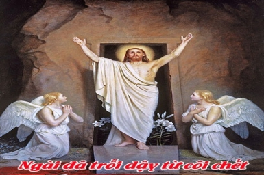 The empty tomb: Easter Sunday by pictures