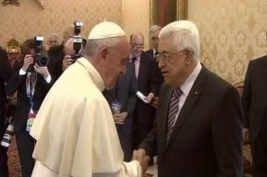 Vatican and Palestinian agreement helping hand to Christians in the Middle East