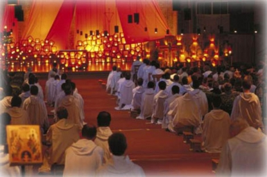 Pope sends message to Taizé encounter