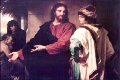 ``Go, sell what you have and give the money to the poor``: Monday 8th in Ordinary Time