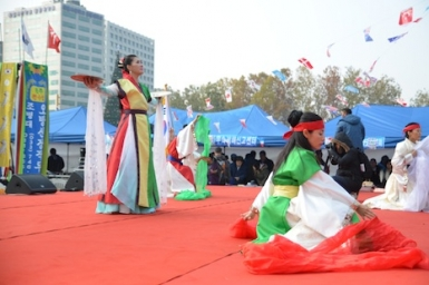 Restoring respect for an indigenous Korean religion