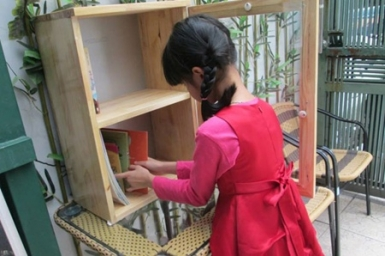 Young book lovers pioneer literary trend