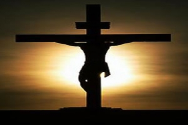 """""""When you have lifted up the Son of Man, then you will know that I am He"""" - Tuesday 5th of Lent"""