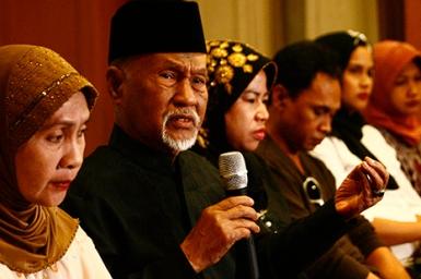 Archbishop to step in on Sabah conflict