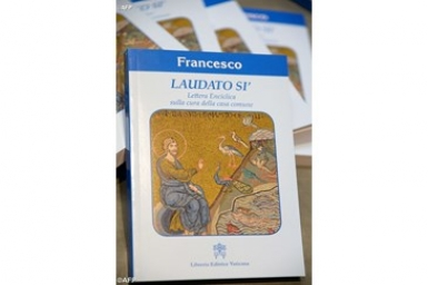 Encyclical 'Laudato Si': on the Care of our Common Home'