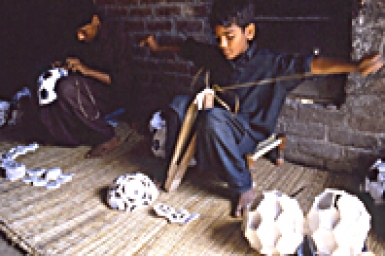 Poverty and injustice favour slavery