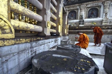 Solidarity with Buddhists over Mahabodhi temple blasts