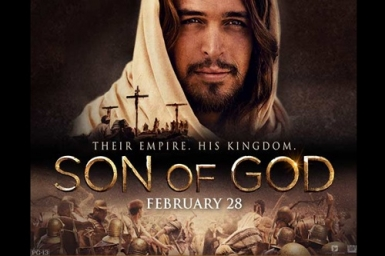 'Son of God' movie brings Gospels to life, Catholic leaders say