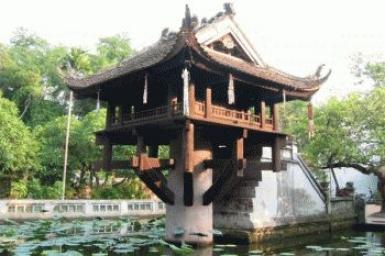 One Pillar Pagoda: the soul of Vietnamese capital