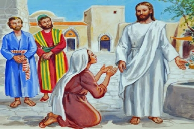 Whoever wants to be more important in your group shall make himself your servant: Wednesday 2nd of Lent (Mar.4th)