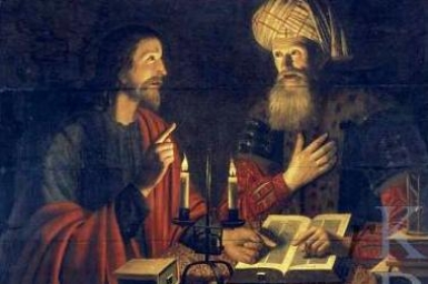 There is no commandment greater than these two: Friday 3rd of Lent (Mar. 13rd)