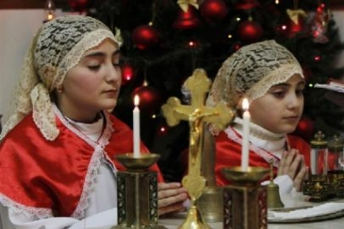 Iraq declares Christmas a holiday in bid to support Christian minority