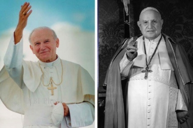 Canonization Vatican Briefing: The postulators talk about the two Popes