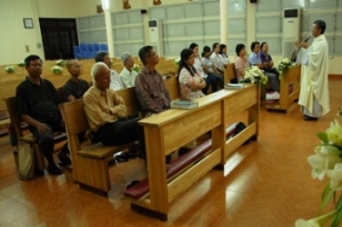 Saigon: a monthly meeting of the Interfaith Dialogue Commission
