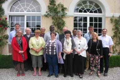 Consultation plans a Handbook on evangelism in Europe