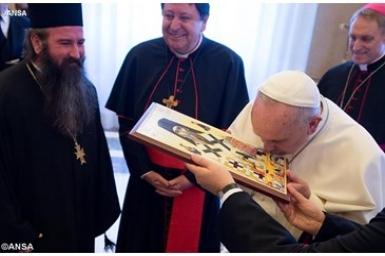 Pope`s Address to Ecumenical Colloquium of Religious Men and Women