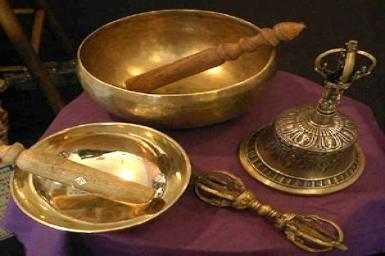 Buddhist Singing Bowls