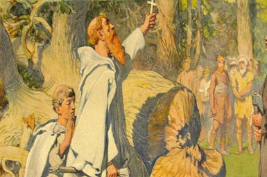 Life of St. Boniface, Bishop and Martyr