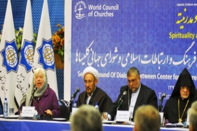 Interreligious dialogue explores challenges offered by modernity and spirituality