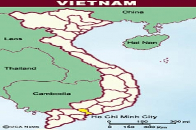 General Characteristics of the Archdiocese of HCM City