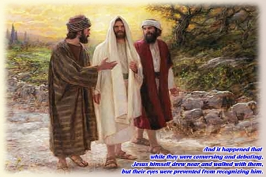 Gospel by pictures: Sunday 3rd of Easter (May 4, 2014)